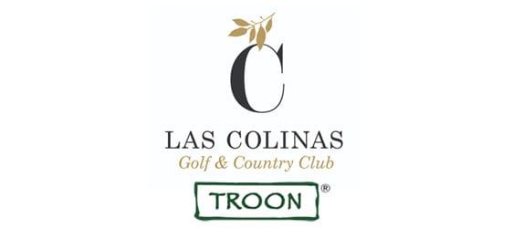 Logo Las colinas golf troon