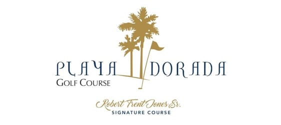 logo playa dorada golf