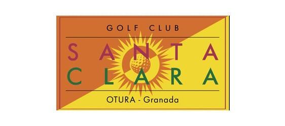 logo Santa clara golf