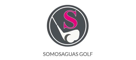 logo somosaguas golf