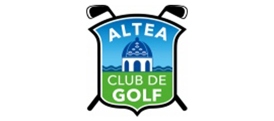 logo altea club de golf