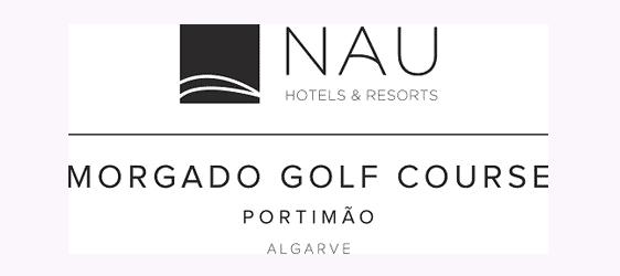 Logo Nau Morgado Golf