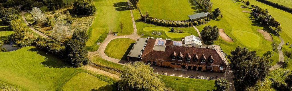 Antsy golf centre