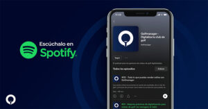 Canal Golfmanager en Spotify