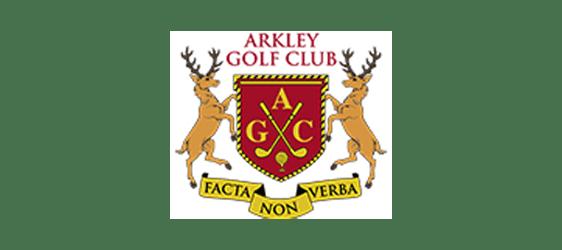 logo arkley golf
