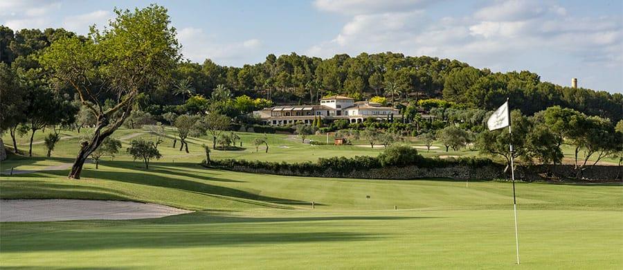 campo de golf Son Muntaner